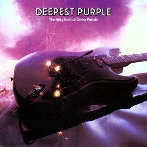 Deep Purple - Deepest Purple - The Very Best Of Deep Purple CD (album) cover