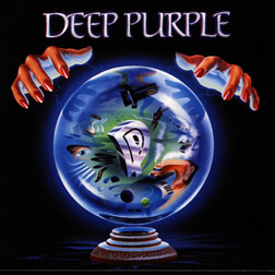 DEEP PURPLE - Slaves And Masters CD album cover