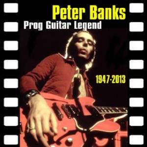 Peter Banks - Prog Guitar Legend 1947-2013 CD (album) cover