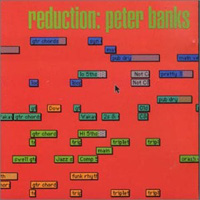 PETER BANKS - Reduction CD album cover