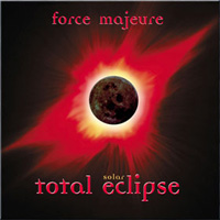 Force Majeure - Total Eclipse CD (album) cover