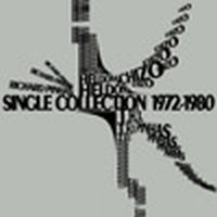 Richard Pinhas - Single Collection 1972-1980 CD (album) cover