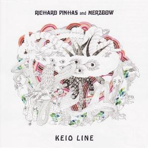 Richard Pinhas - Keio Line (with Merzbow) CD (album) cover