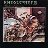 Richard Pinhas - Rhizosphre CD (album) cover