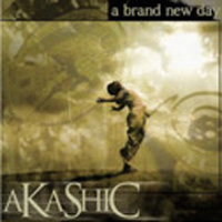 Akashic - A Brand New Day CD (album) cover