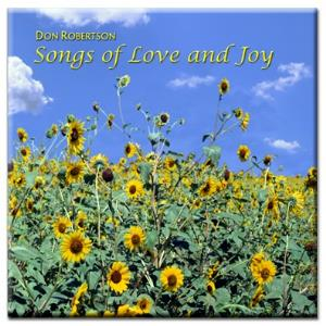 Don Robertson - Songs Of Love And Joy CD (album) cover