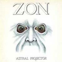 Zon - Astral Projector CD (album) cover