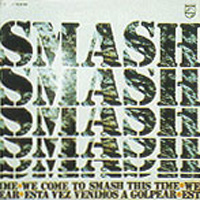 SMASH - We Come To Smash This Time CD album cover