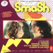 Smash - Todas Sus Grabaciones CD (album) cover