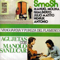 Smash - Vanguardia Y Pureza Del Flamenco CD (album) cover