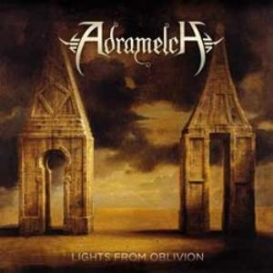 Adramelch - Lights From Oblivion CD (album) cover
