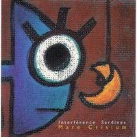 Interference Sardines - Mare Crisium CD (album) cover