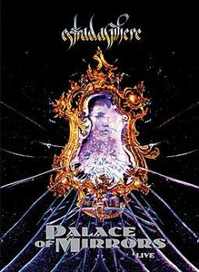 Estradasphere Palace Of Mirrors Live CD album cover