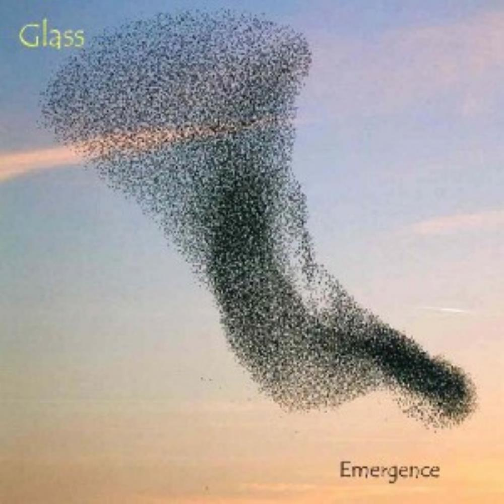 Glass - Emergence CD (album) cover