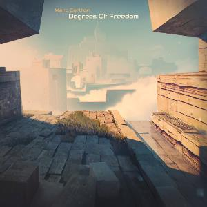 Marc Carlton - Degrees Of Freedom CD (album) cover