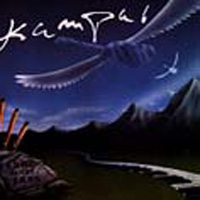 Kampai - Land Of The Free CD (album) cover