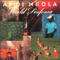 AL DI MEOLA - World Sinfonia CD album cover