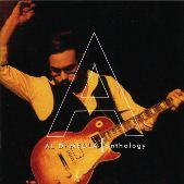 AL DI MEOLA - Anthology (1975-1982) CD album cover