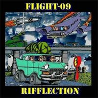 Flight 09 - Rifflection CD (album) cover