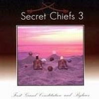 Secret Chiefs 3 - First Grand Constitution And Bylaws CD (album) cover
