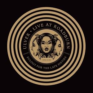 Ulver - Live At Roadburn CD (album) cover