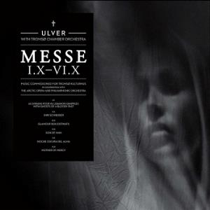 Ulver - Messe I.x - Vi.x CD (album) cover