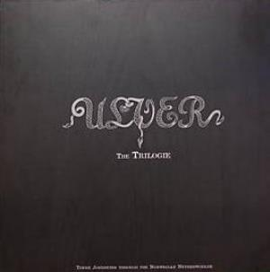 Ulver - The Trilogie: Three Journeyes Through The Norwegian Netherworlde CD (album) cover