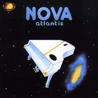 Nova (fin) - Atlantis CD (album) cover