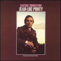 Jean-luc Ponty - Electric Connection CD (album) cover