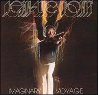 Jean-luc Ponty - Imaginary Voyage CD (album) cover