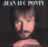 Jean-luc Ponty - Individual Choice CD (album) cover
