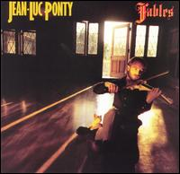 Jean-luc Ponty - Fables CD (album) cover