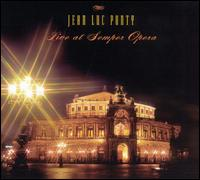 Jean-luc Ponty - Live At Semper Opera CD (album) cover