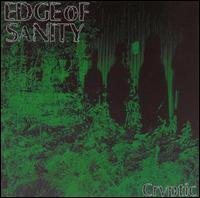 Edge Of Sanity - Cryptic CD (album) cover