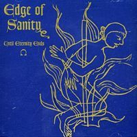 Edge Of Sanity - Until Eternity Ends CD (album) cover