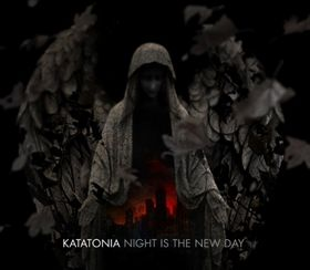 Katatonia - Night Is The New Day CD (album) cover