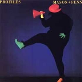NICK MASON - Profiles (with Rick Fenn) CD album cover