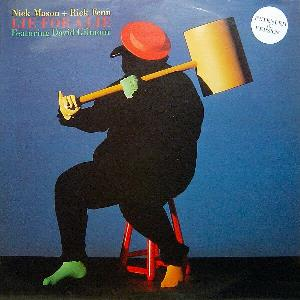 Nick Mason - Lie For A Lie (featuring David Gilmour) CD (album) cover