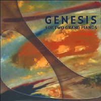 Guddal (yngve) & Matte (roger T.) - Genesis For Two Grand Pianos Vol. 1 CD (album) cover