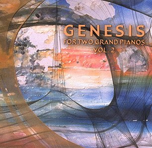 Guddal (yngve) & Matte (roger T.) - Genesis For Two Grand Pianos Vol. 2 CD (album) cover