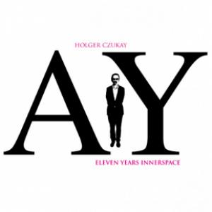 Holger Czukay - Eleven Years Innerspace CD (album) cover