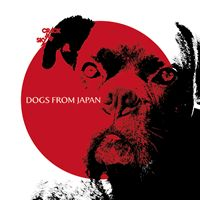 Crack The Sky - Dogs From Japan CD (album) cover