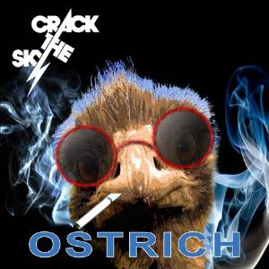 Crack The Sky - Ostrich CD (album) cover