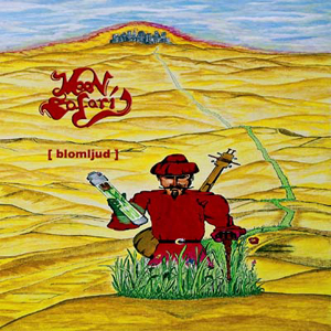 Moon Safari - [blomljud] CD (album) cover