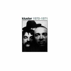 KLUSTER - Kluster 1970-1971 CD album cover