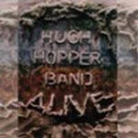 HUGH HOPPER - Alive CD album cover