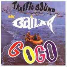 TRAFFIC SOUND - A Bailar Go Go CD album cover