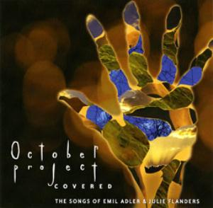 October Project - Covered (with Various Artists) CD (album) cover