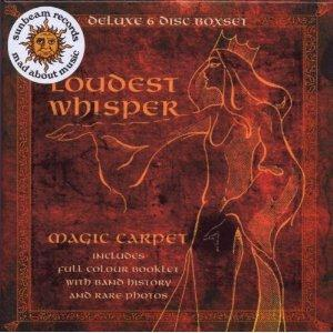 Loudest Whisper - Magic Carpet CD (album) cover