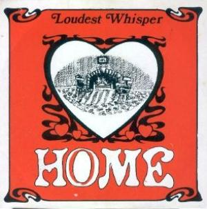 Loudest Whisper - Home / Wheel Of Fortune CD (album) cover